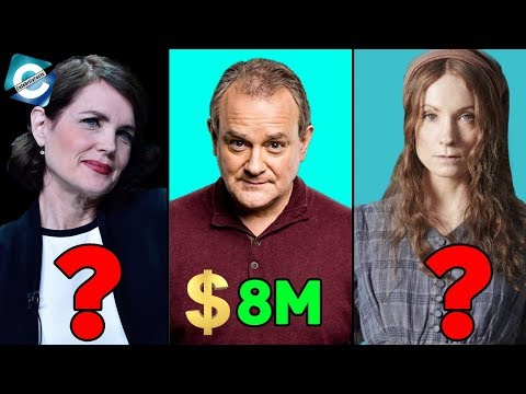 How Rich Are The Cast Of Down Abbey? Downton Abbey Movie