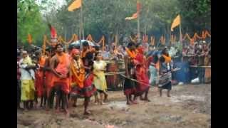 Jhamu Yatra at Sikharchandi, Bhubaneswar