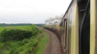 ペイントンの蒸気列車