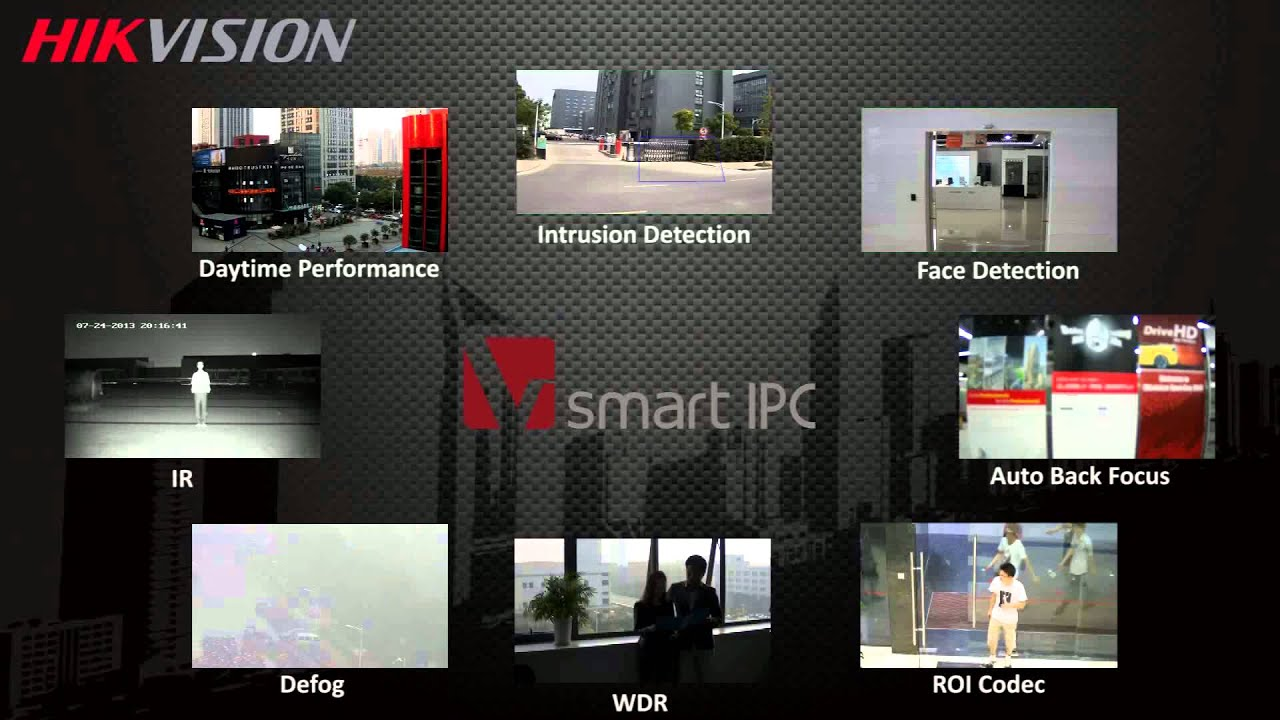 2013 Hikvision Smart IPC - YouTube Sadp Tool