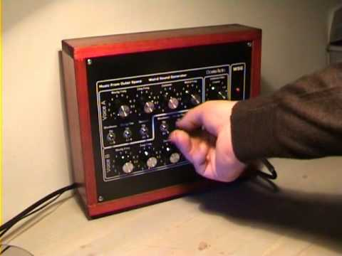 MFOS Weird Sound Generator