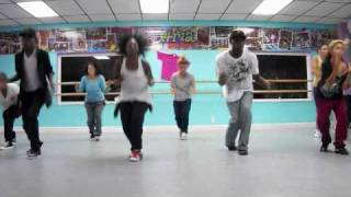 U4ria Dance Studio- Hip Hop- Amerie- Float