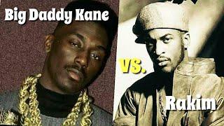 Best of Classic Hip-Hop Battles - Rakim Vs. Big Daddy Kane