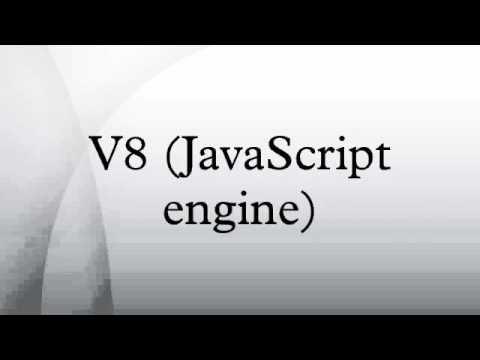 V8 (JavaScript engine)