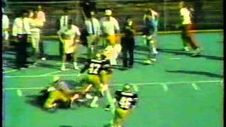 1984 Vols Win in Atlanta over Georgia Tech