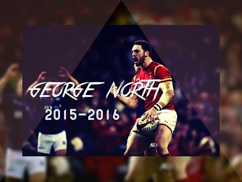 George North 2015-2016 HD