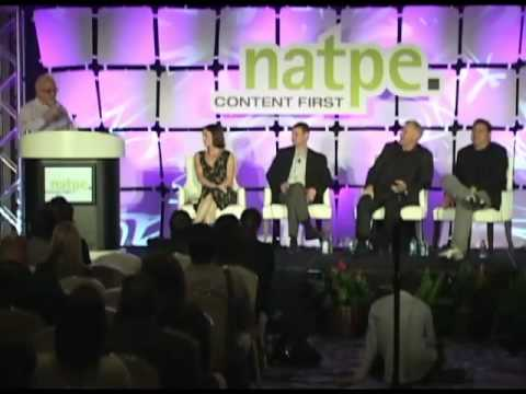 NATPE 2012    Export USA The Changing Face of the World Market