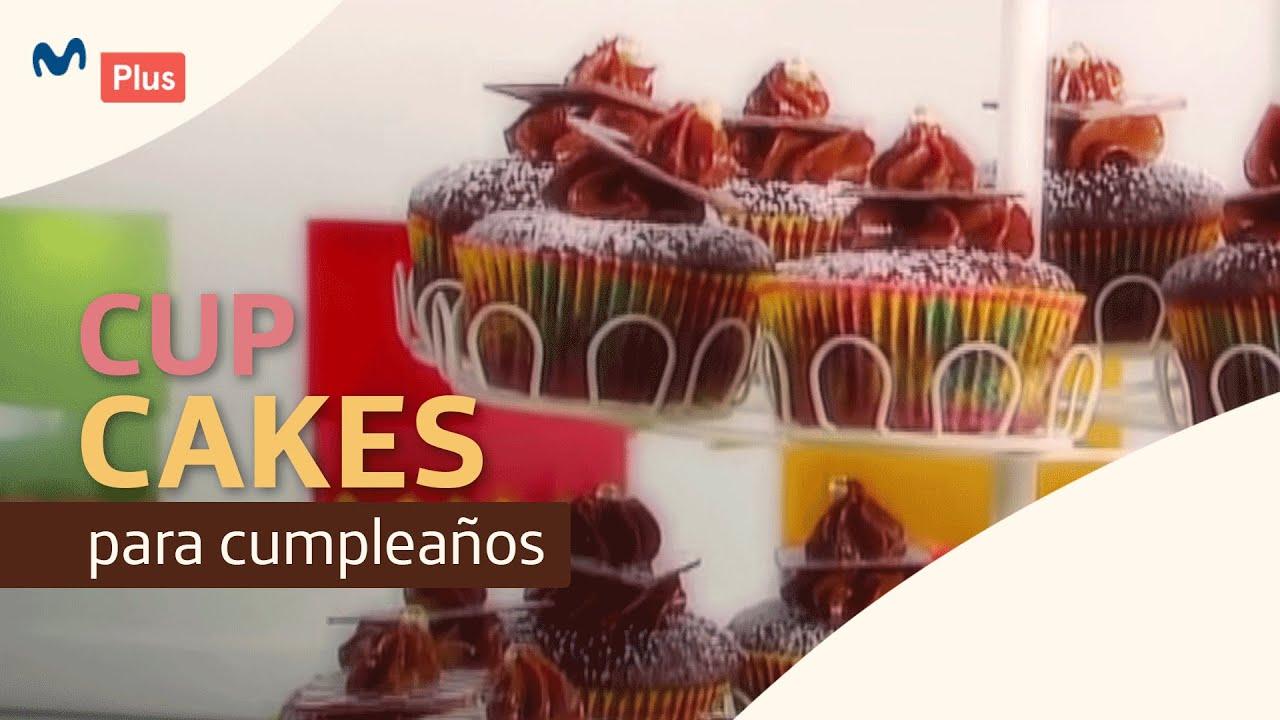Dulces secretos cupcakes para cumplea os youtube - Ideas para fiesta 40 cumpleanos ...