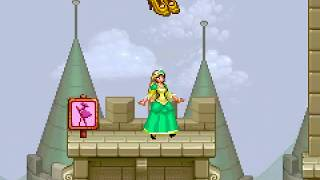 Barbie in the 12 Dancing Princesses (GBA) full playthrough