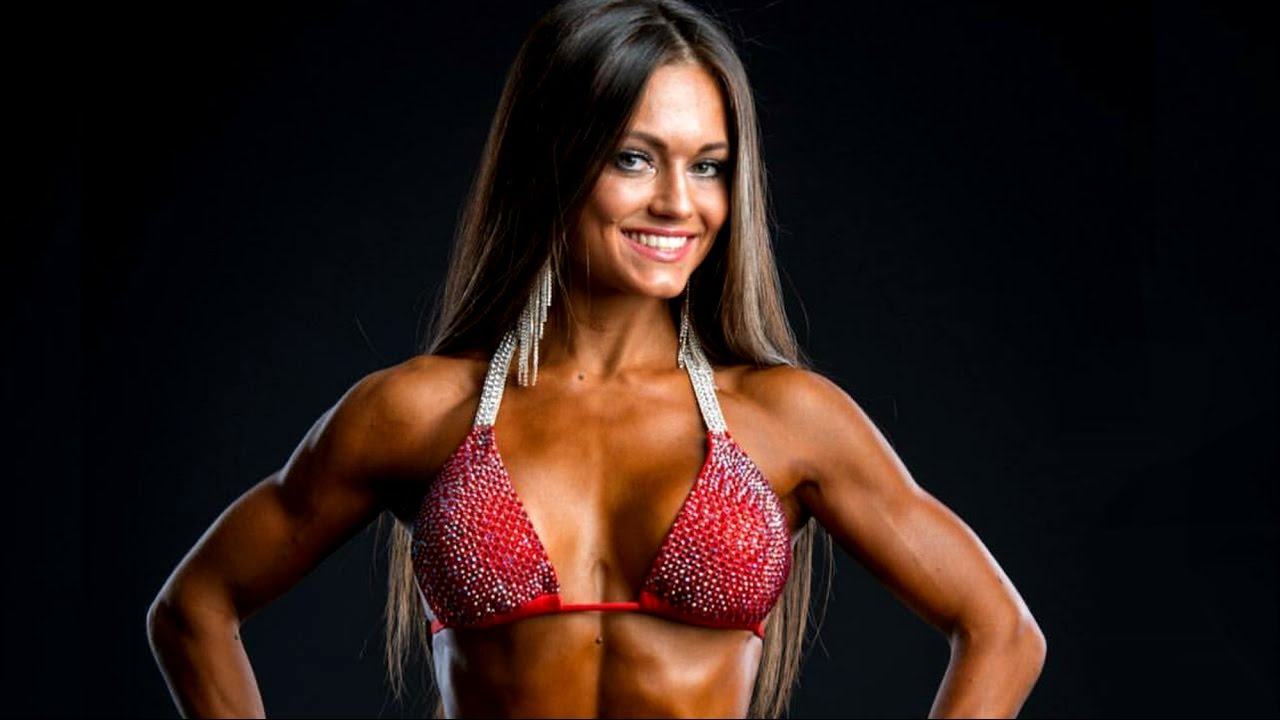 female fitness  Bikini ? - Yana Smith