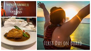 Boarding Day First Day on Board Liberty of the Seas Cruise Vlog Eps. 2 September 2018| Sail Away