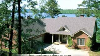 Lake Houses Video 2 | House Plans And More