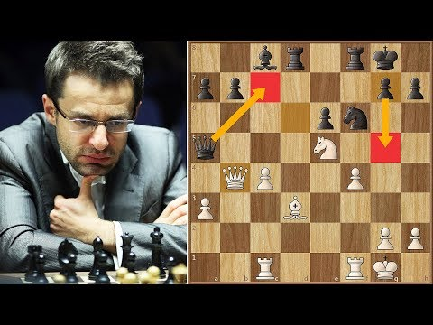 Levon Doesn't Care | Svidler vs Aronian | Candidates Tournament 2013. | Round 11