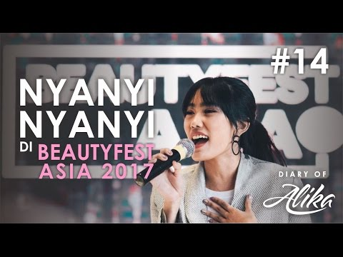 DIARY OF ALIKA #14 - BEAUTYFEST ASIA