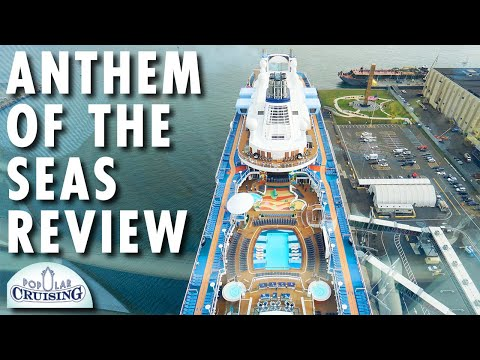 Anthem Of The Seas Tour Review Royal Caribbean International - Anthem of the seas itinerary