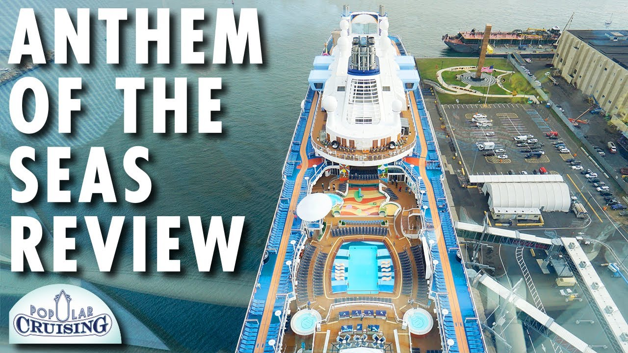 Anthem of the Seas Tour & Anthem of the Seas Review ~ Royal Caribbean International ~ Cruise Review