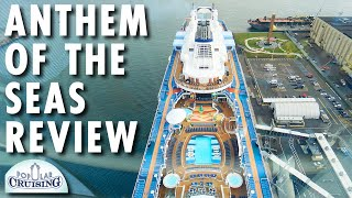 Anthem of the Seas Tour & Review ~ Royal Caribbean International ~ Cruise Ship Tour & Review