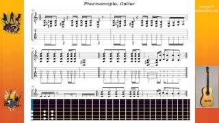 Pharmaecopia - Mudvayne - Guitar