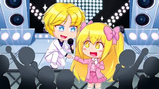 My Boyfriend Is An Idol In Gacha Life...
