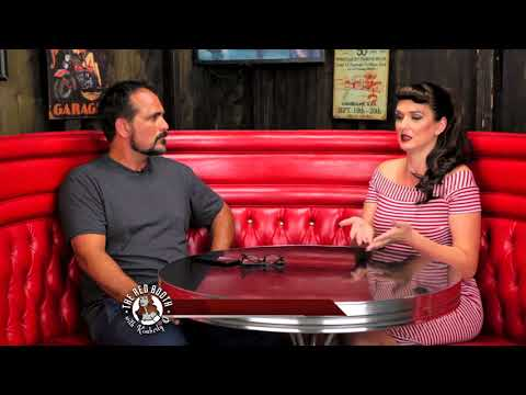 Robert Rusler on The Red Booth Part 1