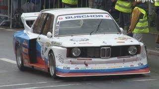 BMW special @ Swiss Hillclimb 2012, BMW M3 E30, 320 Gruppe 5, 320 E21, 325 E30, 318 320is