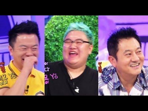 Hello Counselor - Tough guys special w/ Park Jungyu, Kim Boseong & more! (2013.09.23)
