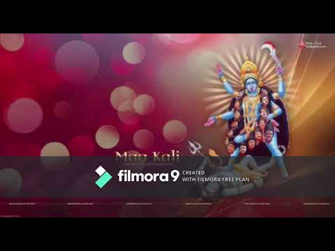 Kali Mantra- 108 time Chants- protect from every negativity and evil powers.