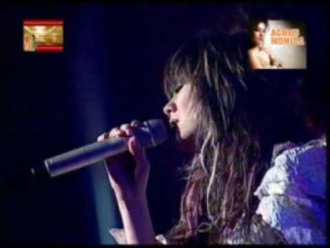 AGNEZ MO Feat. JERRY YAN - 月亮代表我的心 Yue Liang Dai Biao Wo De Xin - The Hospital Concert 2006 Sands