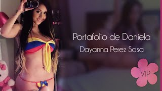 Repeat youtube video Portafolio de Daniela #1 - Dayana Perez Sosa