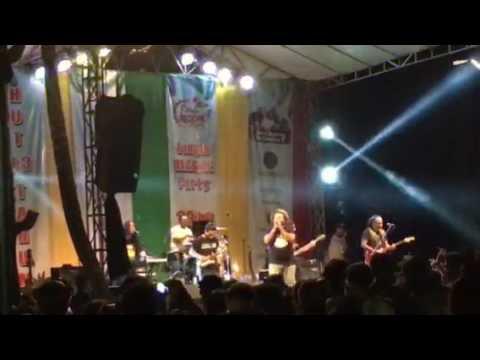 Joni Agund + Double T - Mengwi Reggae festival - Bali 7/2017