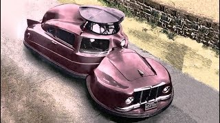 12 Most Amazing Vehicles That Actually Exist