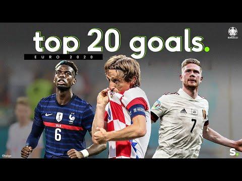 De Mooiste Doelpunten Van EURO 2020