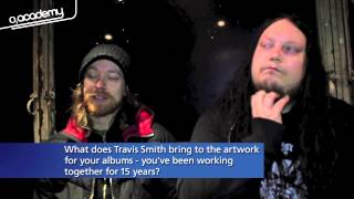 Katatonia: Their Most Surreal Experience