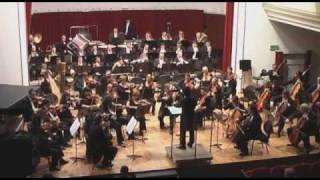 Tchaikovsky-Marche Slave Op. 31/Oradea Phil.& Minseok Kang (슬라브무곡/강민석지휘)