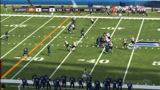 Xbox 360 - Madden NFL 12 Gameplay - HD Quality