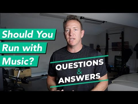 Should You Run with Music? Q&A Episode 1
