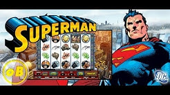 Casino Test Review: Superman - Freegames