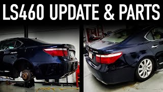 Lexus LS 460 L Update & All The Parts I Bought