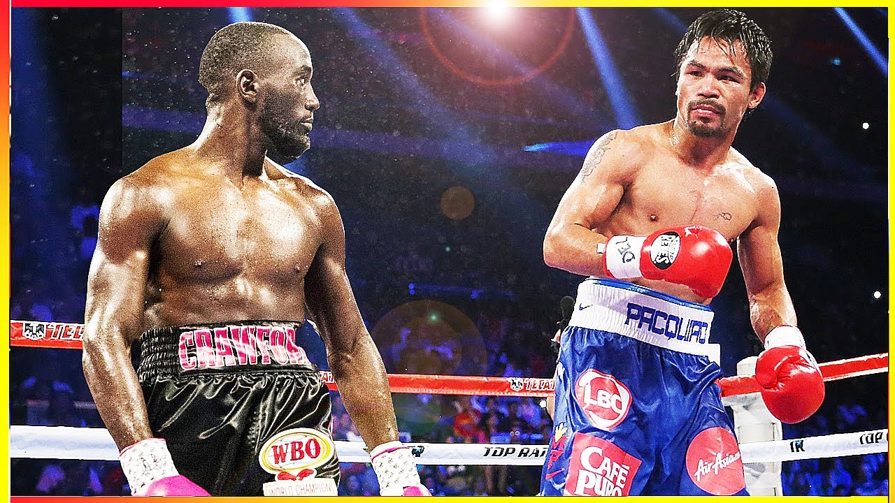 Manny Pacquiao vs Terence Crawford 2021 MEGA-FIGHT