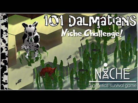 Surrounded by Schools of Fish!! • Niche: 101 Dalmatians Challenge - Episode #10