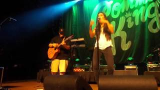 Leilani Wolfgramm- Herbivore live @House Of Blues