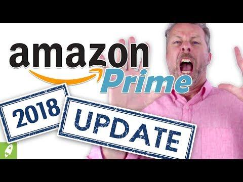 AMAZON PRIME AUSTRALIA 2018 UPDATE Mp3
