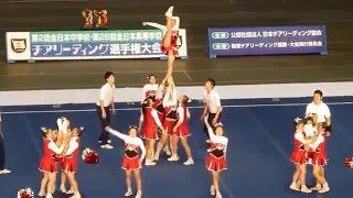 日本大学第一中学校 BRIGHTS-A 決勝 中学選手権2015