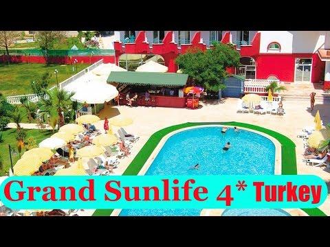 отзыв об отеле Grand Sunlife 4 (Турция, Алания,) номер, питание, море!!!
