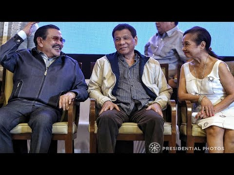 DUTERTE LATEST VIDEO MARCH 08, 2018   DUTERTE MEETING WITH THE LOCAL CHIEF EXECUTIVES FROM LUZON !