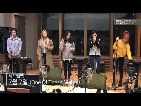 Download Red Velvet - One Of These Nights, 레드벨벳 - 7월 7일 [테이의 꿈꾸는 라디오] 20160331