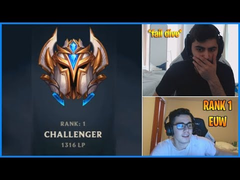 When Yassuo wants to help TF Blade get Rank 1 EUW but.. | LoL Daily Moments Ep 450