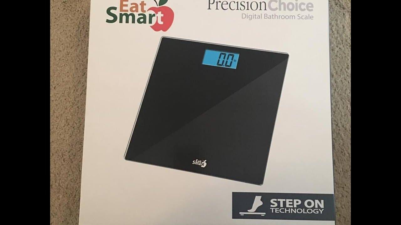 Eatsmart Bathroom Scales Review