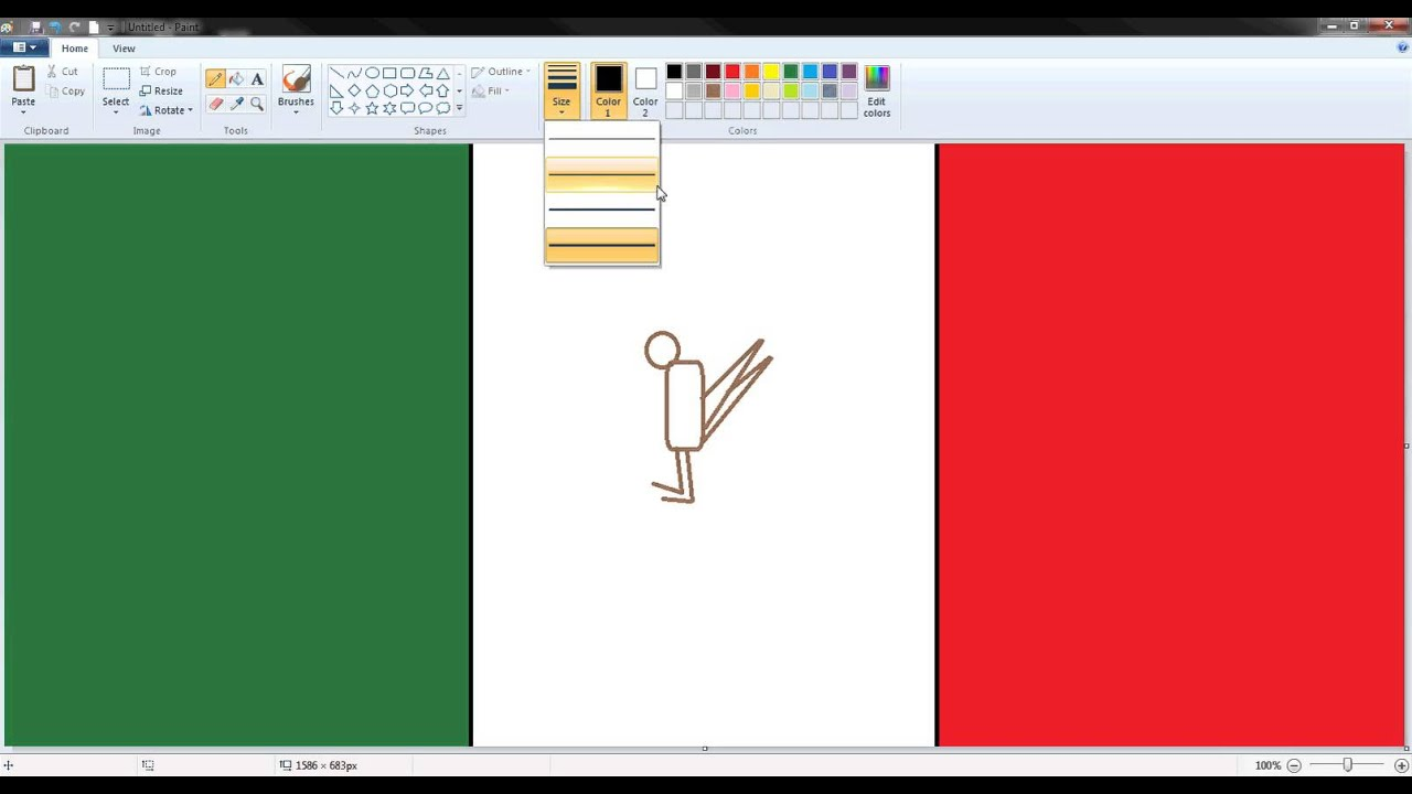 world cup flags how to draw the mexican flag in paint youtube