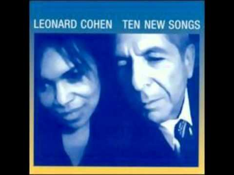 Leonard Cohen Ten New Songs In My Secret Life Leonard Cohen; Sharon Robinson
